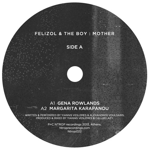Felizol & The Boy : Margarita Karapanou  ( Leon Segka Mix )