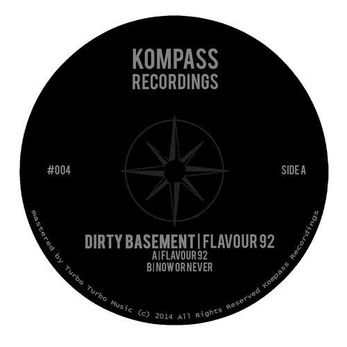 Flavour '92 // Now Or Never - E.P [Kompass Recordings]