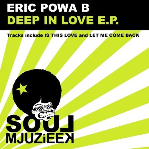 OUT NOW! Eric Powa B - Is That Love (Alex Ander 80's Funkatron Mix)