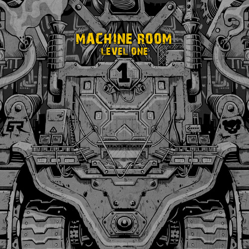 Teddy Killerz - Machine Room [OUT NOW]