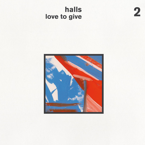 Halls - Waves (from 'Love To Give', out Feb 2014 through No Pain In Pop)