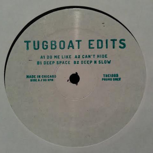 TBE1203 - Tugboat Edits - A2 - Cant Hide (Vinyl Out Now)