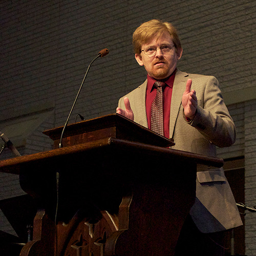 The Angel's Song (Psalm 29)   Rev. Bob Bjerkaas