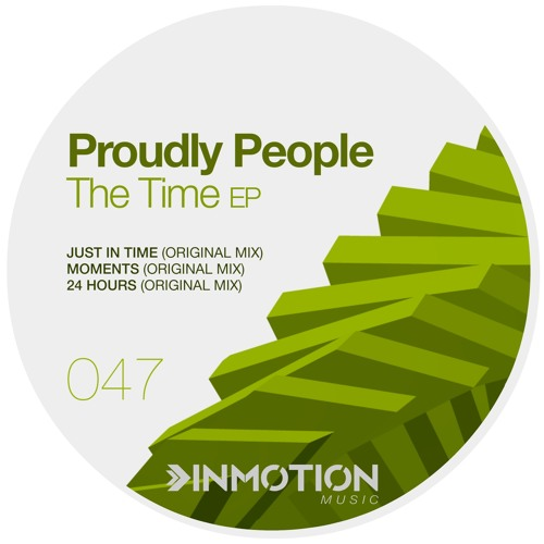 Proudly People - 24 Hours (Original Mix)