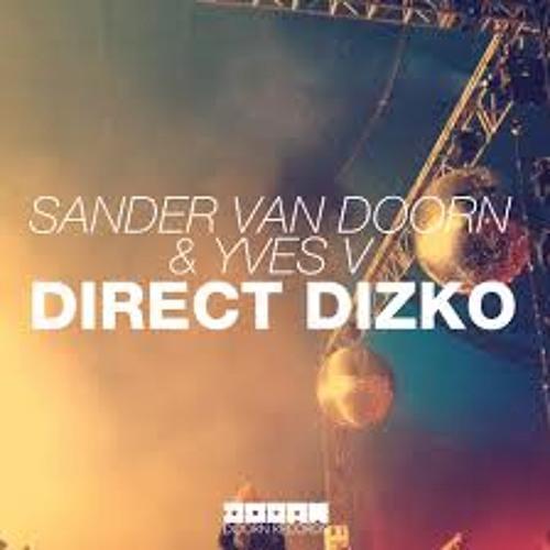 Sander van Doorn vs Yves V - Manga Dizko (Janus Big Room Edit)