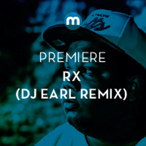 Premiere: RX 'Strike Ah Pose' (DJ Earl remix)