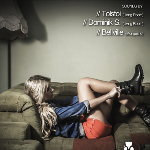 Tolstoi & Dominik S. - Living Room 22.02.2014 @ Reineke Fuchs Promo Mix #3