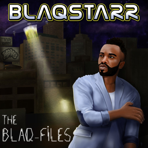 Blaqstarr - The Blaq-Files EP (OUT 1/23 ON JEFFREE'S / MAD DECENT) [MINIMIX PREVIEW]