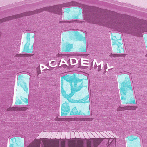 and also i'm really scared - fox academy