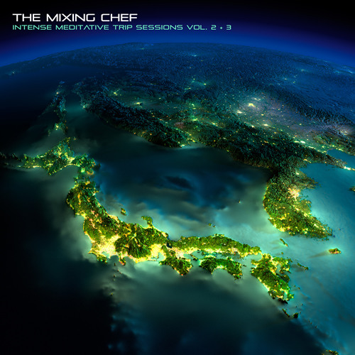CYAN 031 | The Mixing Chef - Energy Code 187