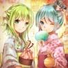 Hatsune Miku and Megpoid Gumi - 8 Hit