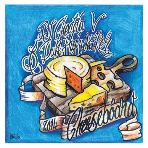 CHEESEBOARD Mix Drum and Bass Dj Chedda V Ft Duke Highwalker , clarity & Tanner V