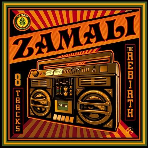 Zamali - Funky Rotator (Mister T. Remix)