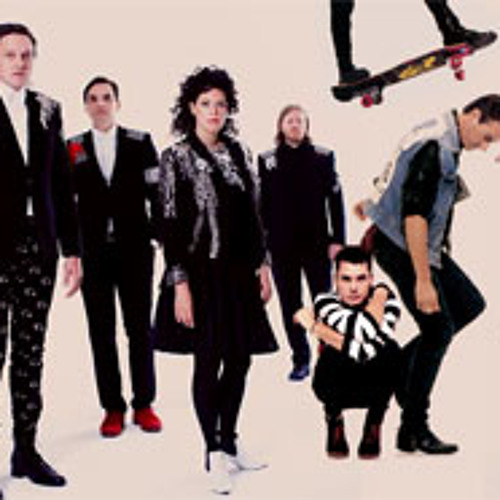 The Hood Internet - Reflekt You Tonight (INXS x Arcade Fire)