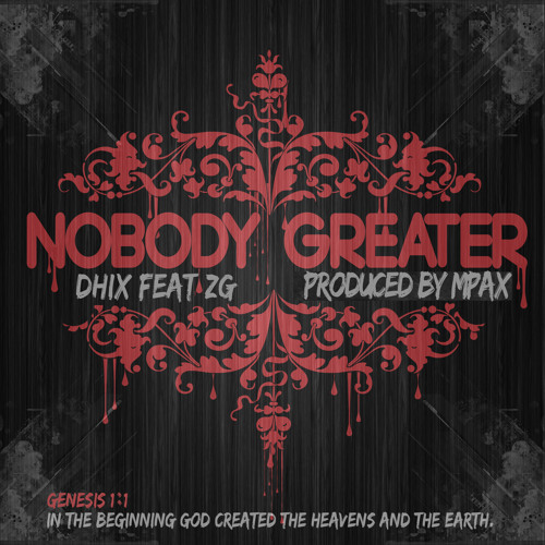 Nobody Greater MASTER Mp3