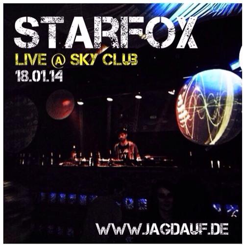 Starfox @ Sky Club 18.01.2014 [Jagdauf]