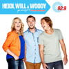 Heidi, Will And Woody Show on 92.9fm (Arlene Zelina Interview)