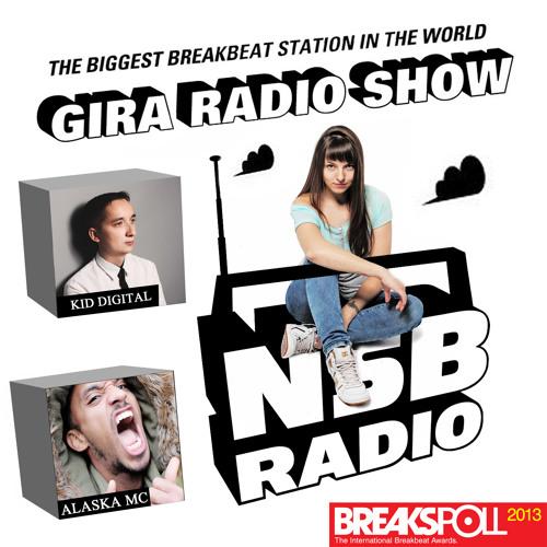 GIRA RADIO SHOW On NSB RADIO, 20 JAN