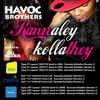 Havoc Brothers Kannaley Kollathey Official  Full Song