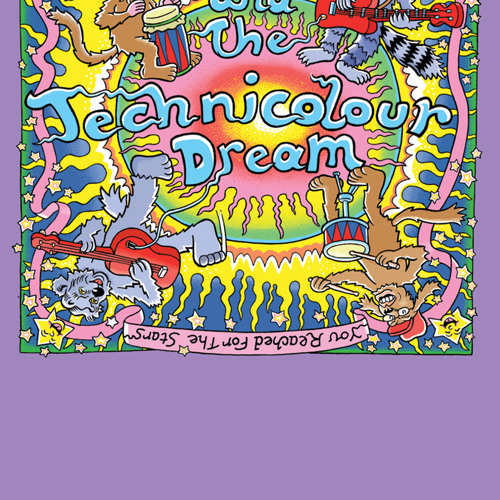 Twink & The Technicolour Dream - You Reached For The Stars