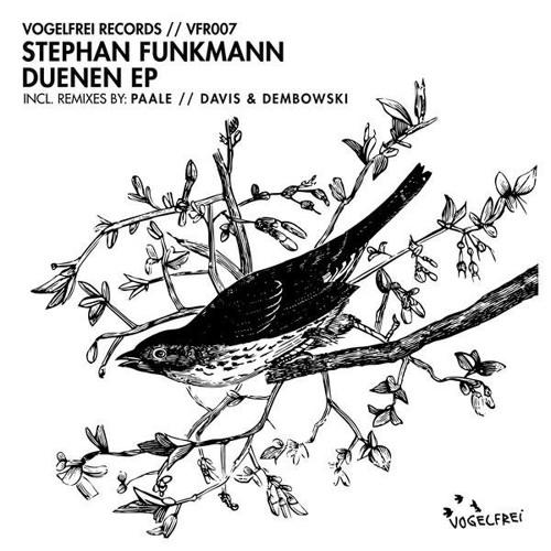 Stephan Funkmann - Duenensand (Original Mix) SNIPPET OUT 05/2014