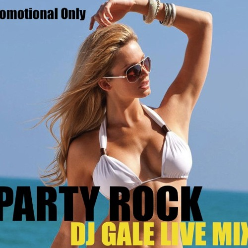 DJ GALE Party Rock JAN.2014