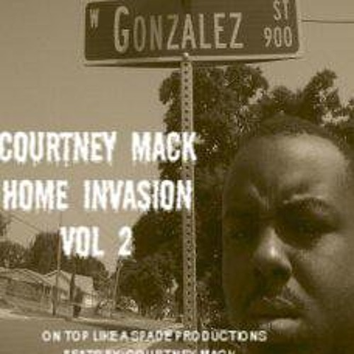 Courtney Mack 12 Shoot It Out-Home Invasion Vol.2 (Rap Tape)