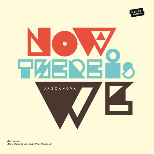 Jazzanova - Now There Is We (10inch single)
