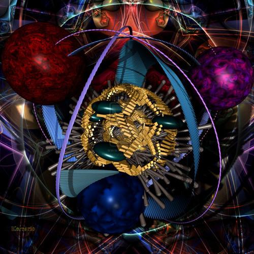 Pete van Payne - Omicron Particle
