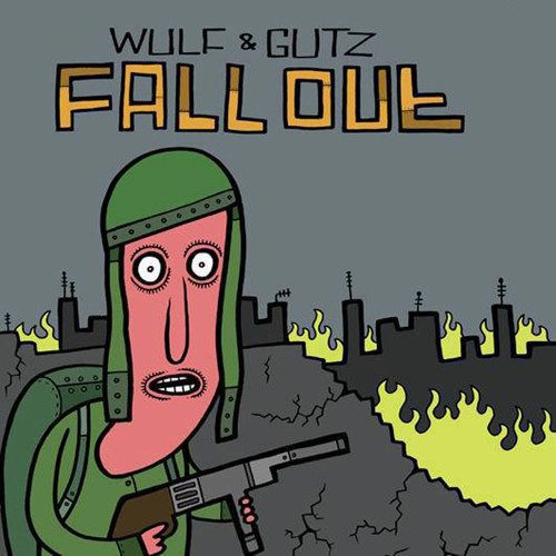 [MILC018] Wulf & Gutz - Fall Out EP Sampler [Out Now!]