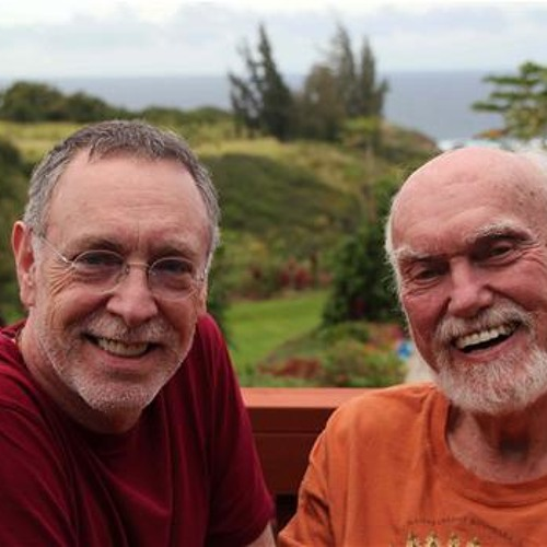 "Krishna Das & Ram Dass sing ""Let Your Light Shine on Me"""