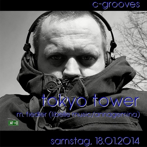 c-grooves - tokyo tower live@conditorei (18.01.2014)
