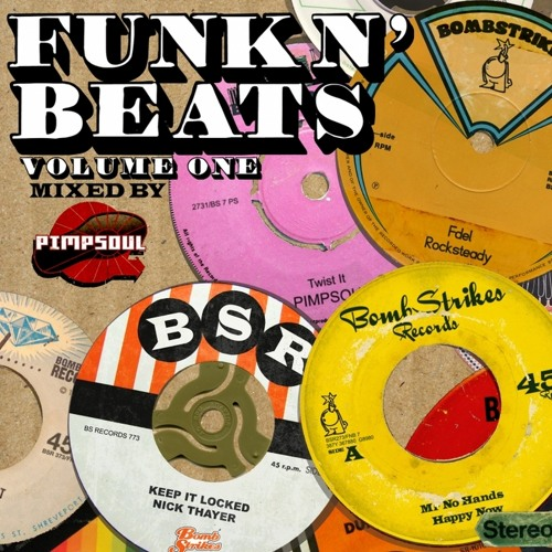 Funk N' Beats Vol 1: Pimpsoul Minimix