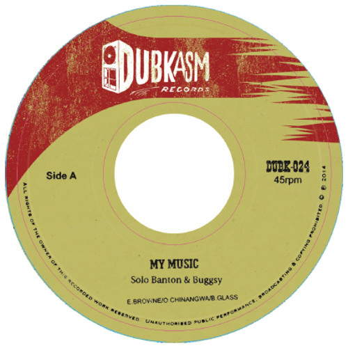 DUBK-024 Disc 3 Side A My Music