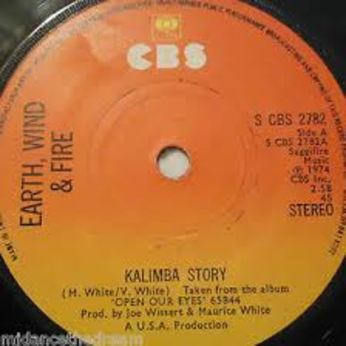 Earth, Wind and Fire - Kalimba Story (Smart Edit) New Version
