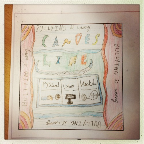 Anti-Bullying Canvas - Minster In Sheppey Primary School