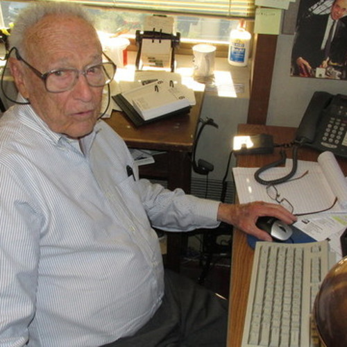 David Perlman: The Energizer Bunny of Bay Area Science Writers
