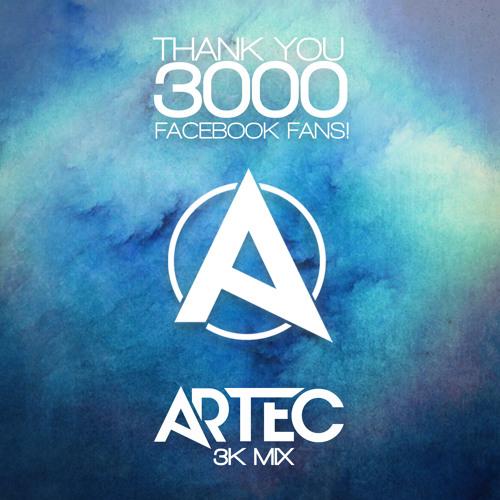 Thanks for 3000 Facebook Fans! Artec 3K Mix