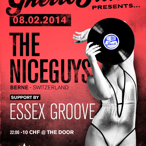 Essex Groove - Ghetto Funk - 08.02.2014 - Promo Mix