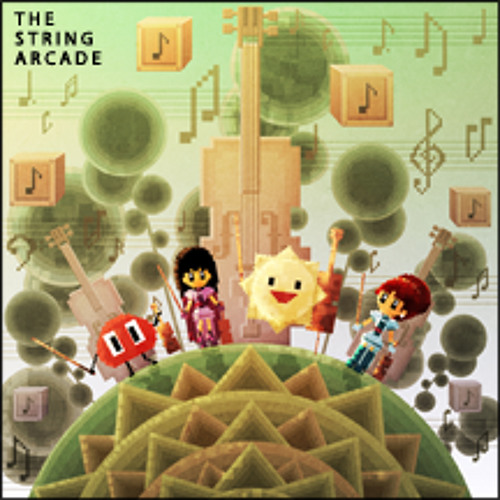 Plants Vs. Zombies from  The String Arcade album