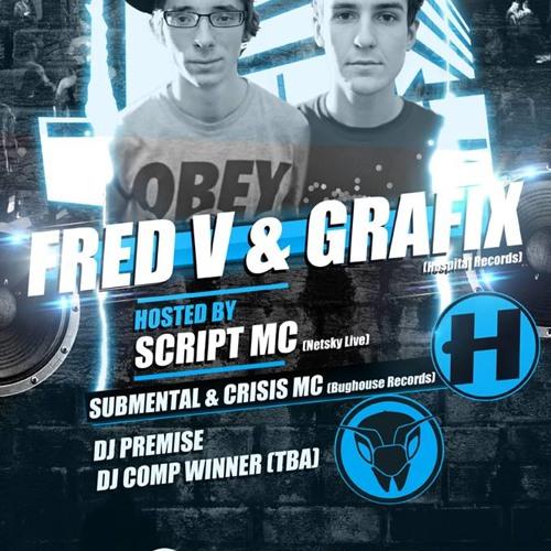 SUBMENTAL PRESENTS...FRED V & GRAFIX + SCRIPT MC...MIX COMP.