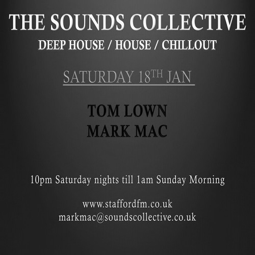 THE SOUNDS COLLECTIVE MARK MAC AND TOM LOWN 18.01.2014