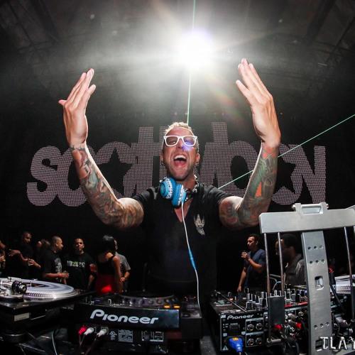 DJ Scotty Boy Live At The Yost Jan 18th 2014