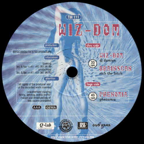 RichBitch - Brainscan (1996)