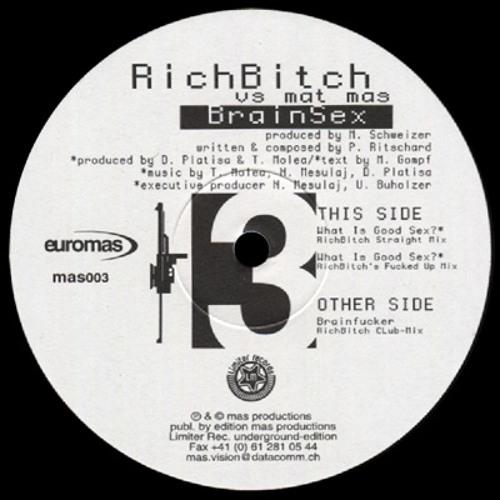 RichBitch - Brainfucker (1997)