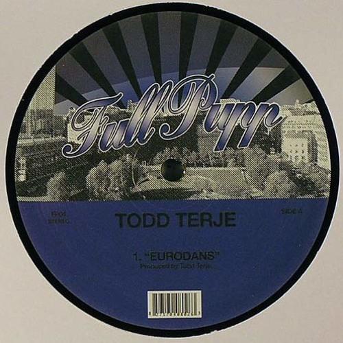 TODD TERJE - Eurodans