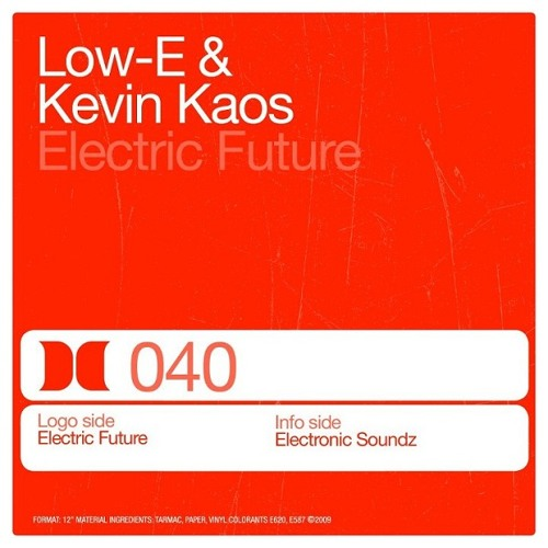 Electric Future by Kevin Kaos & Low-E