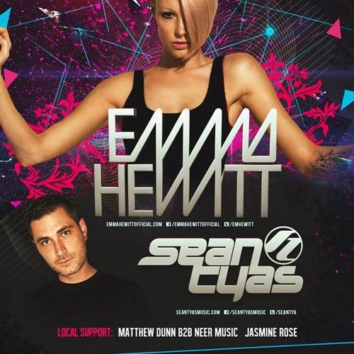 Matthew Dunn B2B Neer Music live @ InStereo Presents Emma Hewitt and Sean Tyas 1-18-2014