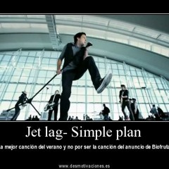 Simple plan - Jet Lag (cover)