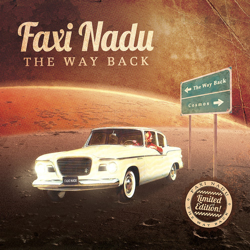 Faxi Nadu - The Way Back - 08 - What You Leave Behind (Pure Chords, 2014)